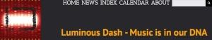 Luminous Dash banner